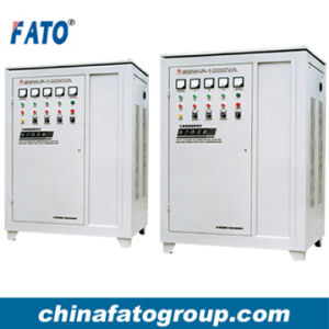 Three-phase Electric Voltage Stabilizer (SBW-F) pictures & photos