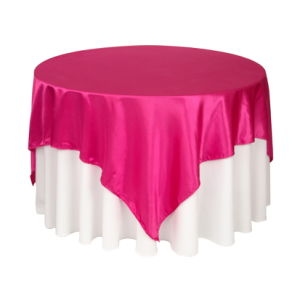 Banquet Table Cover, Wedding Table Overlay