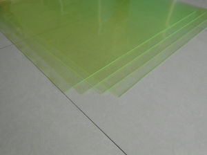 Polyurethane Sheet, PU Sheet with All Kinds of Color (3A2001) pictures & photos
