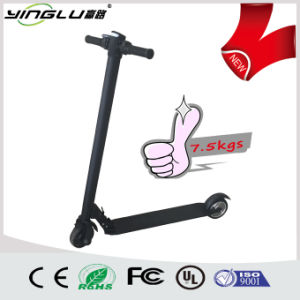 7.5kgs Foldable Small Adult Electric Scooter