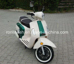 Lambretta/ Retro/Vintage/Vespa Style 49cc/125cc Scooter/Moped/Roller/Motorcycle with 25kmh/45kmh/85kmh, 12in Tire EEC, Coc pictures & photos