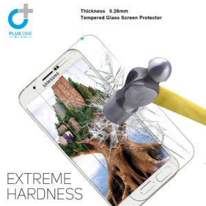 High Transparent Tempered Glass Screen Protectors for Samsung A8
