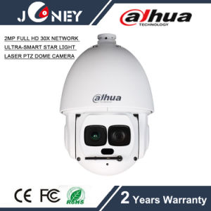 SD6al230f-Hni 2MP Full HD 30X Star Light Network Laser PTZ Dome Camera pictures & photos