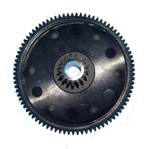 Spur Gear/PA66 50%Gf Injection Moulding