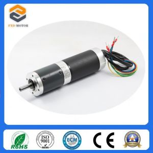 42mm 3 Phase NEMA 17 Electric Brushless Gear DC Motor 8 Wires pictures & photos