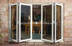Vinyl Folding Door, PVC Panel Folding Door pictures & photos