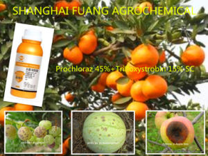 New Formulation Prochloraz 45%+Trifloxystrobin 15% Sc Fungicide pictures & photos
