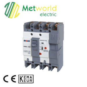 CE Kema Moulded Case Circuit Breaker (MCCB) pictures & photos