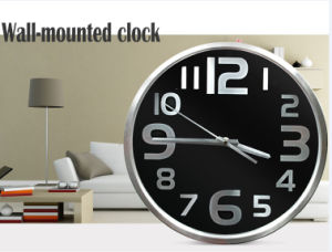 H. 264 CCTV Camera 720p WiFi Wireless Wall Clock Camera