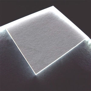Acrylic Edge Lit Light Panel for LED Lighting