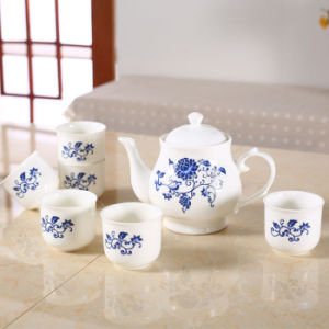 European Porcelain Ceramic Tea Set Ceramic Dinnerware Tea Set Coffee Set pictures & photos