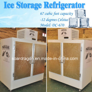 Ice Storage Refrigerator of 67 Cubic Feet Capacity pictures & photos