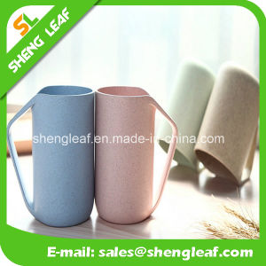 Hot Sale Promotion Gifts PP Plastic Mug Innovation Cup (SLF-PM005)