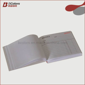 OEM Invoice Book, Carbon Paper Receipt Bookprinting with Fast Delivery Time