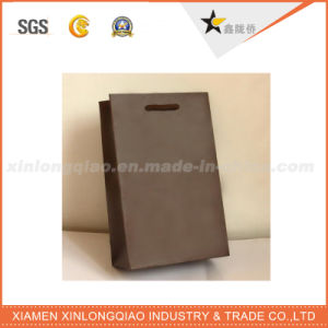 Customized Luxury Paper Gift Bag for Jewelry pictures & photos