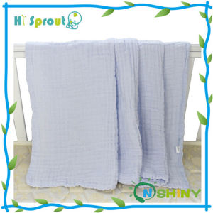 High Quality Muslin Baby Swaddle Mutil-Use Blanket Wraps