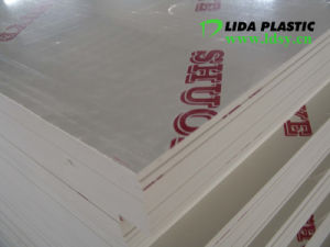 PVC Rigid Sheet (bright surface) pictures & photos