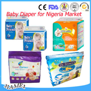 Good Quality Soft Cotton Disposable Baby Diapers for Sale pictures & photos