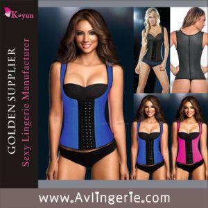c41aed78113 Women Ladies Waist Training Plus Size Lingerie Sexy Corset (KLX1-002)