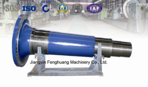 Forged Steel Metallurgy Big Shaft pictures & photos