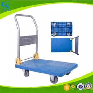 56cf6f9fa539 Industrial Folding Trolley Cart Foldable Pushcart