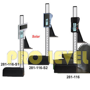 Built-in Magnetic Base Digital Height Gauge (SKV281-116) pictures & photos