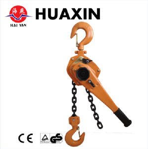 China Factory 1ton 3metres Hsck Chain Pulley Blocks