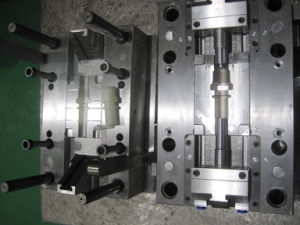 Plastic Screw Tooth Fitting Injection Mould