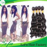 100%Unprocessed Brazilian Human Extension Remy Virgin Hair pictures & photos