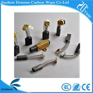 Carbon Brush for Power Tools Motor pictures & photos