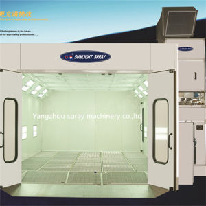 Auto Spraying Machine Baking Equipment