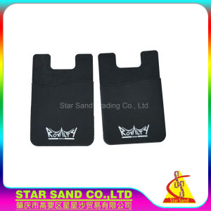 sale retailer 28d6b b937f Wholesale Silicone Smart Cell Phone Credit Card Holder, Customized Wallets