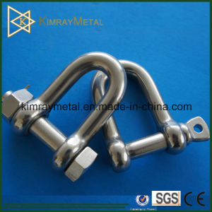 316 Grade Stainless Steel Rigging Shackle