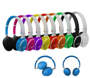 Colorful Clarity Hi Fi Bluetooth Headsets for Sale