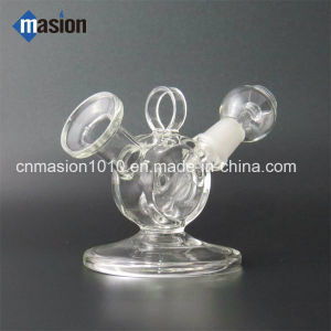 Smoking Accessories Glass Smoking Pipe Water Pipe (T7) pictures & photos
