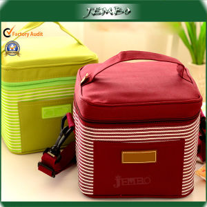 Durable PP Webbing Handle Thermal Food Lunch Bags pictures & photos
