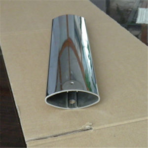 Oval Extrusion Aluminum Profile pictures & photos
