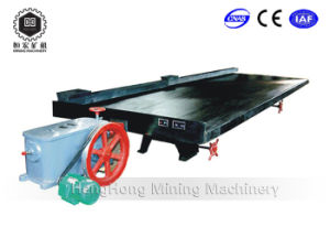 Tungsten Ore Concentration Mining Machine Gold Shaking Table