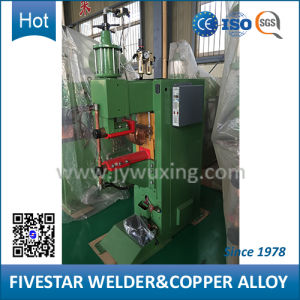3 Phase Resistance Spot Welder for Galvanized Steel Drum pictures & photos
