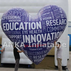 Commercial Inflatable Balloon Heart Shape for Wedding pictures & photos