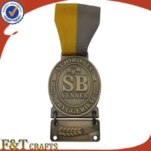 Wholesale Custom Honor Commemorative Insignia and Medals (FTMD1399A) pictures & photos