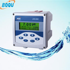 Water Treatment Online pH Meter (PHG-3081) pictures & photos