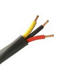 China PVC Insulation PVC Sheath Fleixble Wires, Electrical Cable for ...