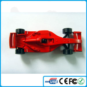2016 Newest Plastic Racing Car USB for F1 Wrc Indy and Gp2 Motogp Promotion Gift