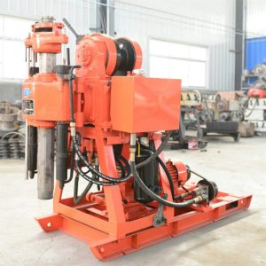 Spindle Type Core Drill Rig (XY-1) 100m Capacity Machine pictures & photos