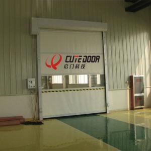 High Speed Aluminum Fast Horizontal Plastic Roller Shutter Door & China High Speed Aluminum Fast Horizontal Plastic Roller Shutter ...