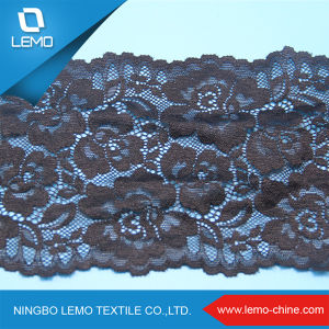 2016 New Design Elastic Swiss Lace pictures & photos