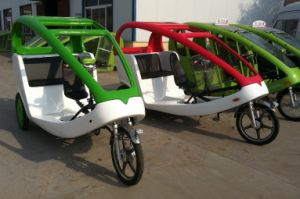 Solar Tricycle /Electric 3 Wheel