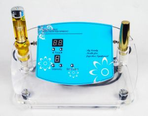 Desktop No Needle Faical Massage Skin Tightening Mesotherapy Machine pictures & photos