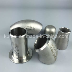 Stainless Steel Tube Fittings 90d Lr Elbow (KT0358) pictures & photos
